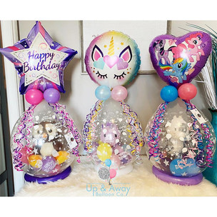 Deluxe Stuffed Balloons
