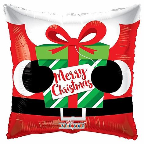 "18"" Santa with Present"