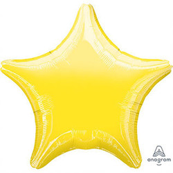 "18"" Yellow Star"