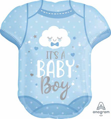 """24"""" Baby Boy Onesie"""