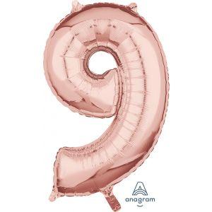 "34"" Rose Gold 9"