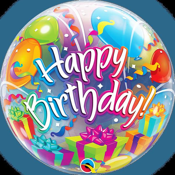 "22"" Birthday Surprise"