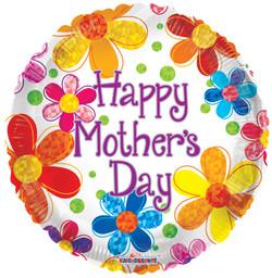 "18"" Mother's Day Multi Flower"