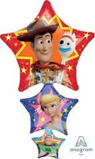 "42"" Toy Story 4 Stars"