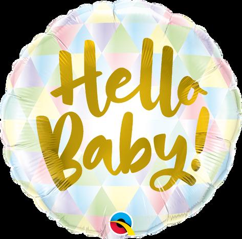 """18"""" Hello Baby!"""