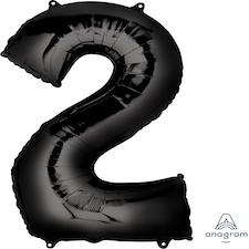 """34"""" Black 2"""