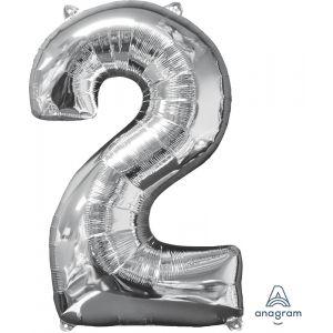 """34"""" Silver 2"""