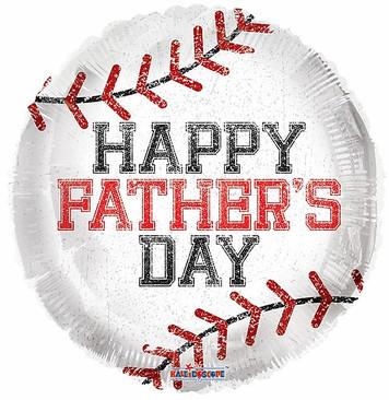 """18"""" Baseball Fathers Day"""
