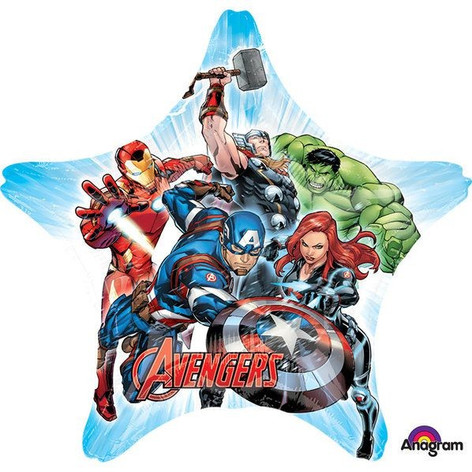 """29"""" Avengers"""