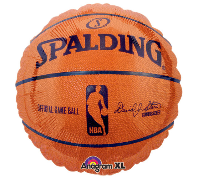 "18"" Spalding Basketball"