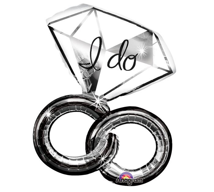"""30"""" I Do Rings"""