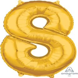 "34"" Gold 8"