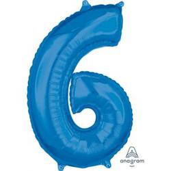"""36"""" Blue 6"""