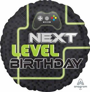 """18"""" Next Level Birthday"""