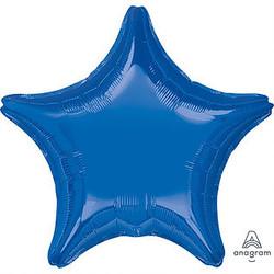 "18"" Dark Blue Star"