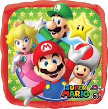 """18"""" Super Mario"""