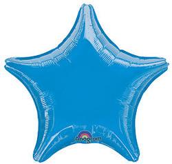 """18"""" Royal Blue Star"""