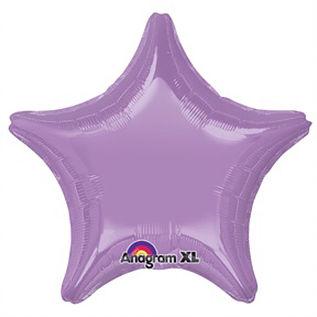 "18"" Lavender Star"