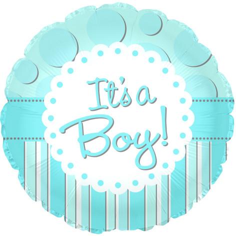 """18"""" It's A Boy"""