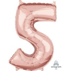 "36"" Rose Gold 5"