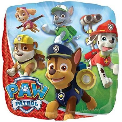 "18"" Paw Patrol Gang"
