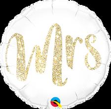 "18"" Mrs. Gold"