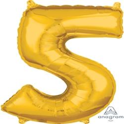 "34"" Gold 5"