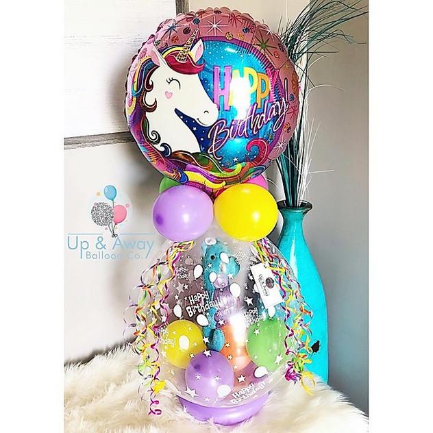 Deluxe Stuffed Balloon