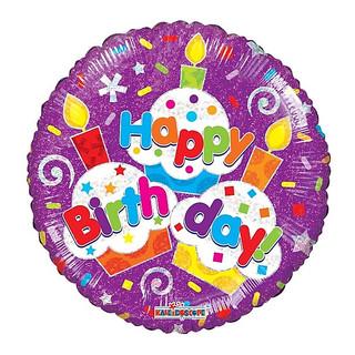 """18"""" Birthday Cupcakes"""