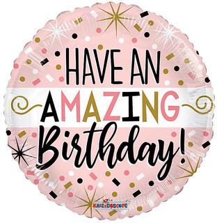 "18"" Amazing Birthday"
