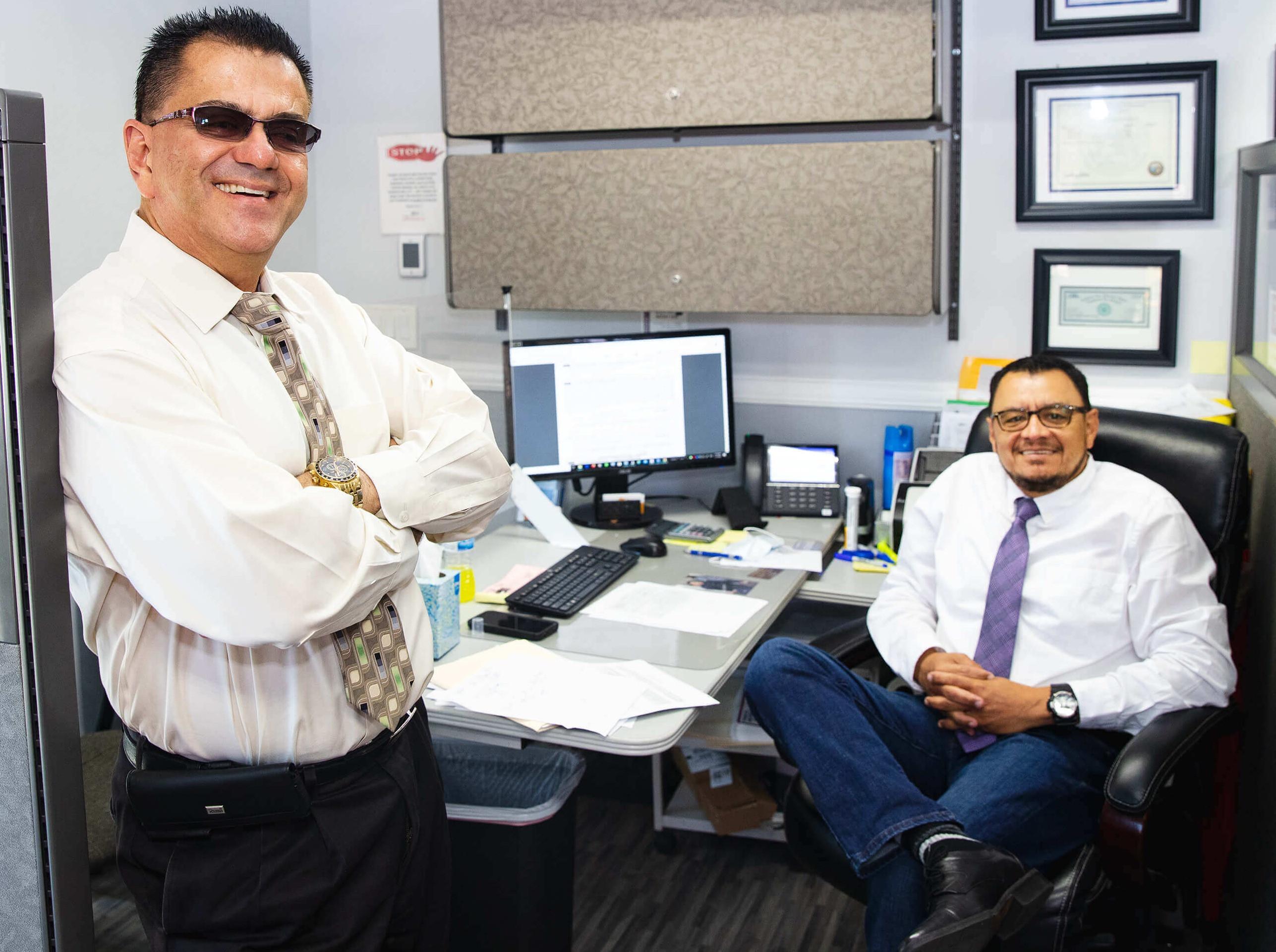 Insurance & SBA/PPP Loan Assistant