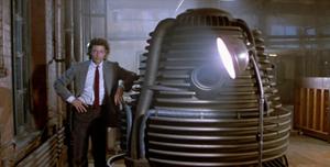 Jeff Goldblum and Matter Transporter