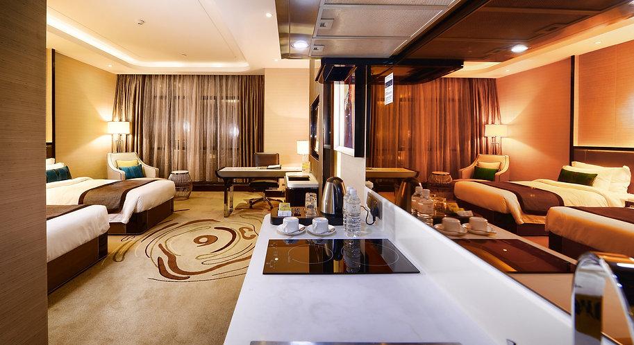 Освещение гостиничных номеров