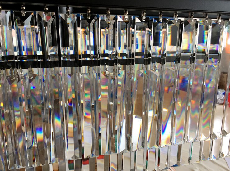 Преломление света в кристаллах К9