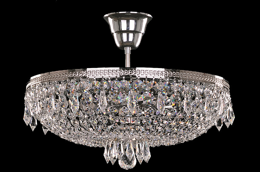 Bohemia Ivele Crystal 1927/Z/35/Ni