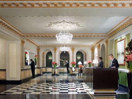 Основные принципы освещения гостиниц и отелей
