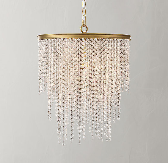 Athena Crystal Pendant