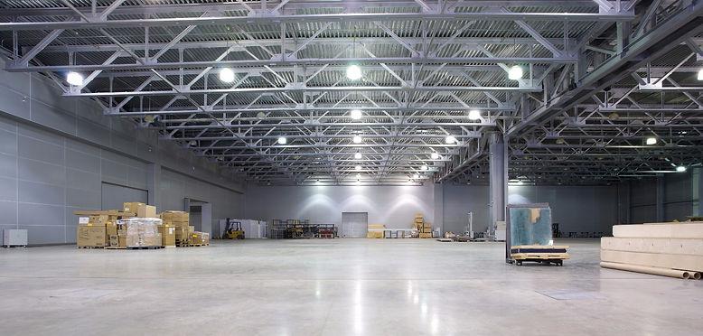 Классическое складское освещение светодиодное Verluisant
