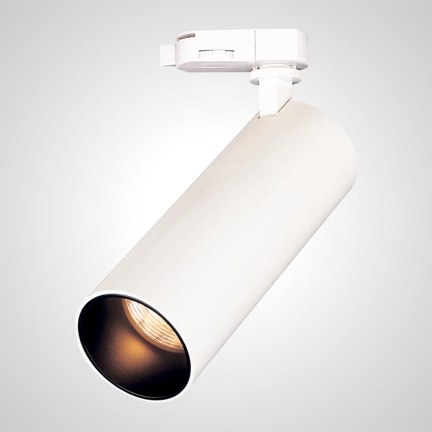 Светодиодный трековый светильник Verluisant Cylinder COS 18W на светодиодах Cree