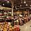 Подвесные даунлайты в освещении супермаркета