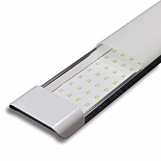 накладные линейные светодиодные светильники Verluisant Novatube