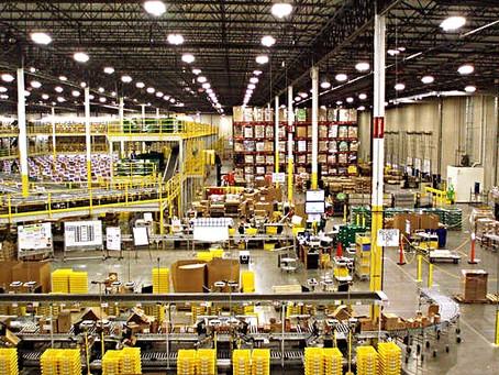 Светодиодные светильники для склада: 10 способов избежать ошибок при покупке