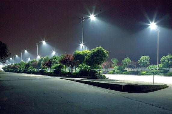 Светодиодное освещение улиц Verluisant