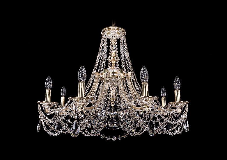 Bohemia Ivele Crystal 1771/8/270C золото беленое