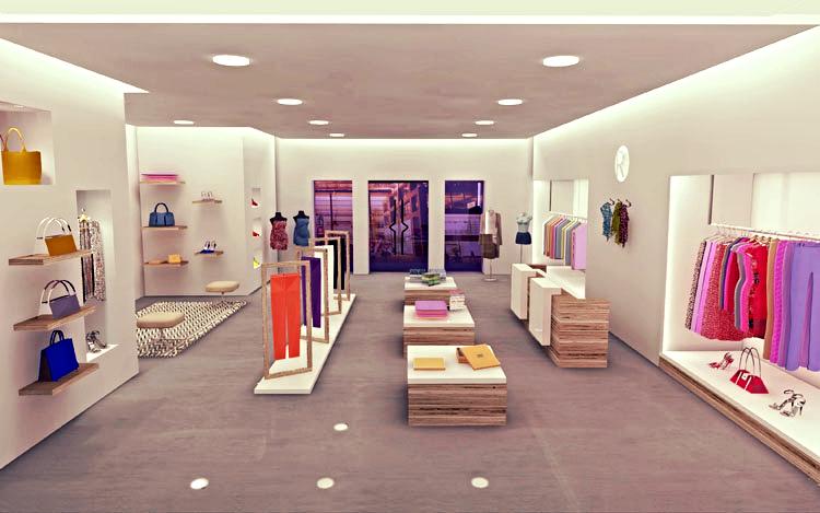 Общее освещение для магазина одежды_edited