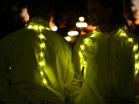 Американцы создадут «умные» куртки, жилеты и рюкзаки со светодиодами