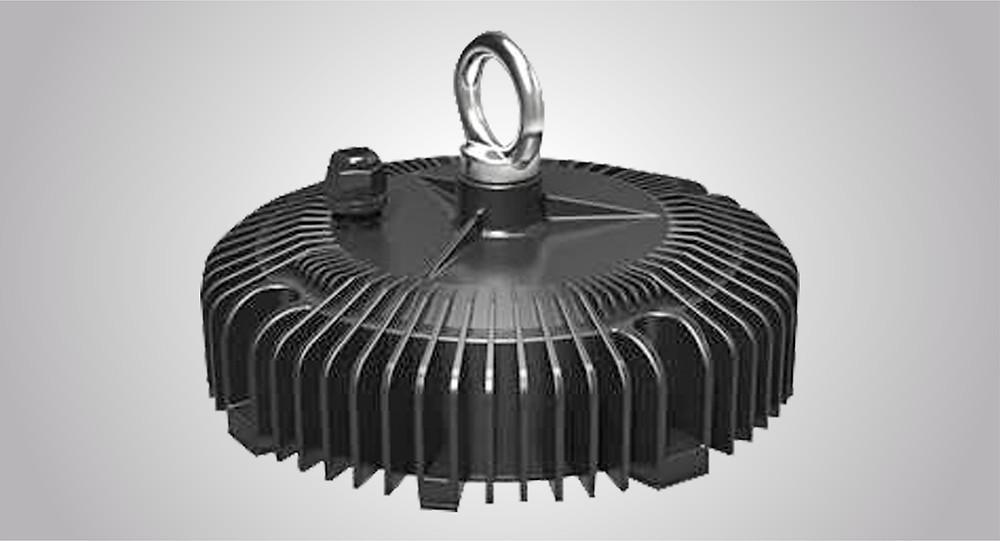 Драйвер Mean Well для промышленных купольных светильников