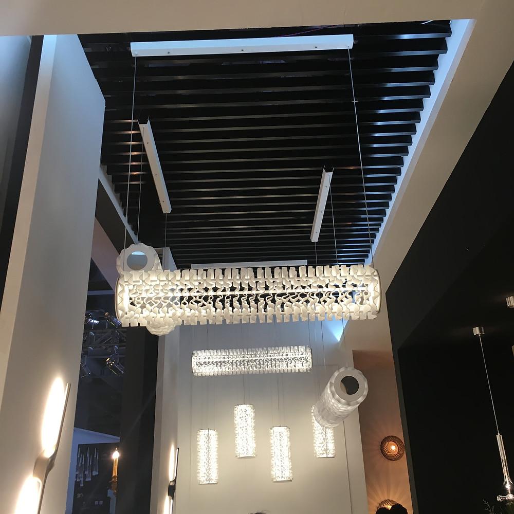 дизайнерские светильники для офиса