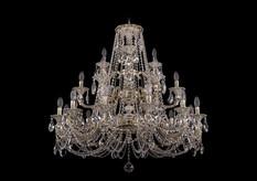 Bohemia Ivele Crystal 1732/12+6+3/335-85/C/GW