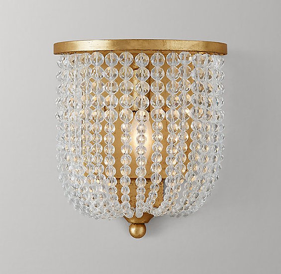 Dauphine Sconce